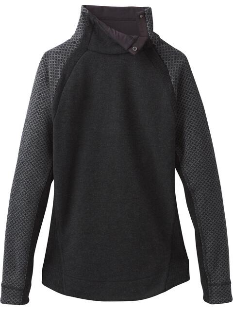 Prana W's Brandie Sweater Charcoal Heather